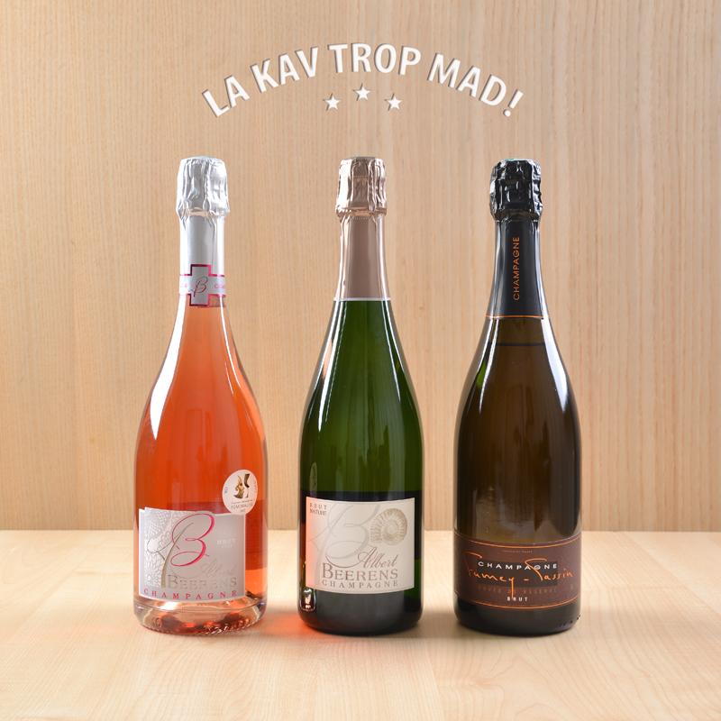 Quels champagnes pour accompagner un repas festif ?