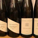 bouteilles vins allemands